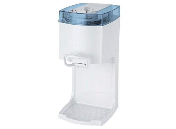 test softeismaschine gino gelati ic 50w a 4in1. Black Bedroom Furniture Sets. Home Design Ideas