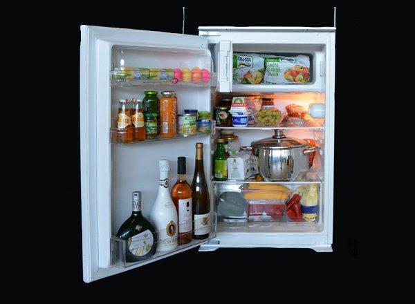 Test Einbaukühlschrank Alaskaline ksal 280 A+G